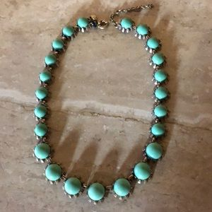 """J Crew necklace preowned 18"""" and 2"""" extender"""
